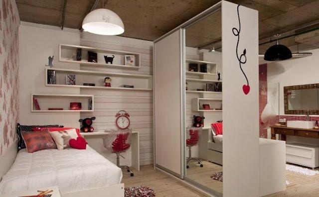 Dormitorios y cuartos para chicas adolescentes diseno de Dormitorios adolescentes