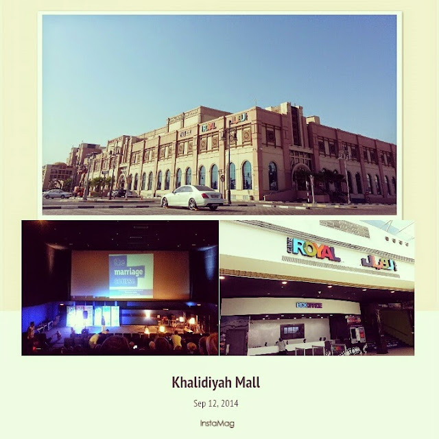 Travel Journal to Abu Dhabi UAE by ServicefromHeart Khalidiyah Mall