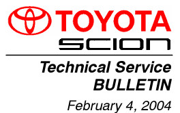 toyota technical service bulletin tsb zero point calibration free download repair service. Black Bedroom Furniture Sets. Home Design Ideas