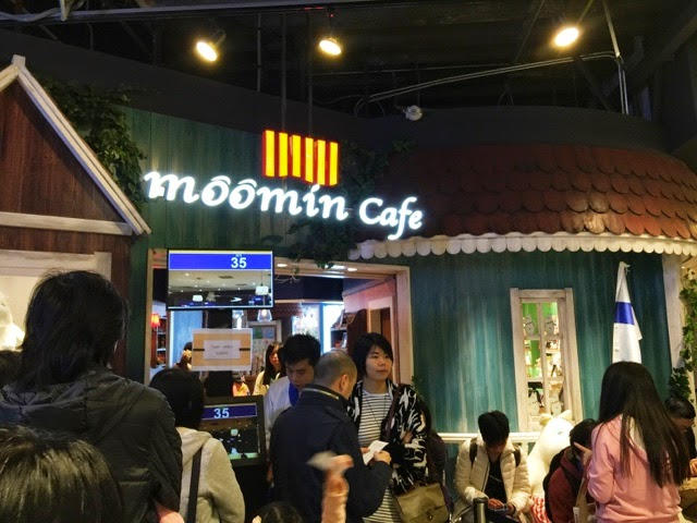 Moomin Cafe Hong Kong Review
