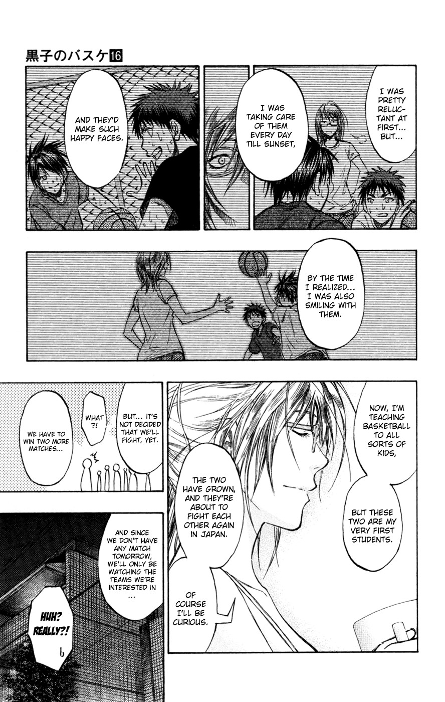 Kuroko no Basket Manga Chapter 141 - Image 09