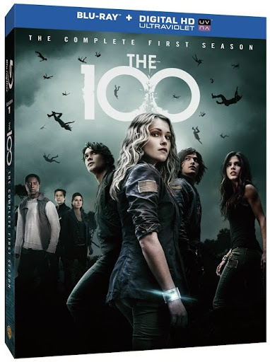 The 100 - 1ª Temporada Completa Bluray Dublado – Torrent BDRip  (2014)