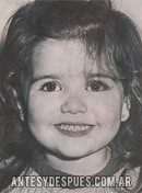 Natalia Oreiro, 1979