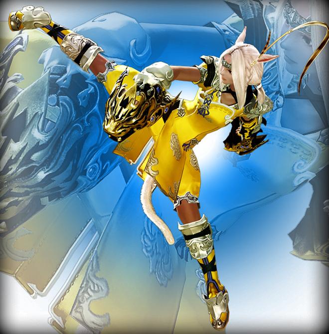 Hình ảnh đẹp về các nghề nghiệp trong Final Fantasy XIV