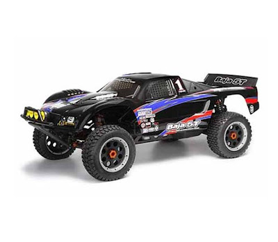 HPI Baja 5T off road buggy 4x4
