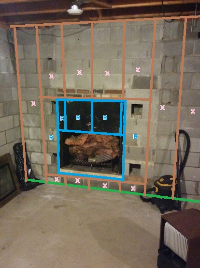 How To Insulate Around Basement Fireplace Insulation
