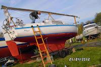 08092014 - jacht Albin Vega sprzedam