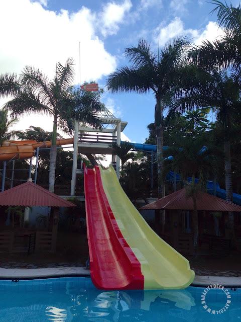 Daet Pineapple Island Resort Naga City Deck
