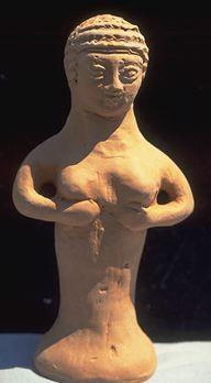 Goddess Asherah Image