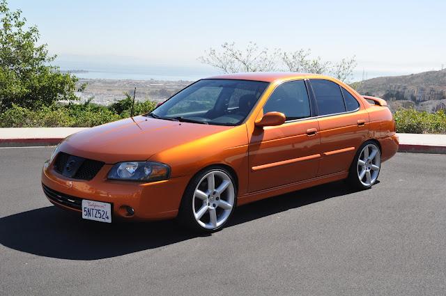 04-06 2005 Nissan Sentra SE-R Spec V/$6500 OBO/Bay Area, CA