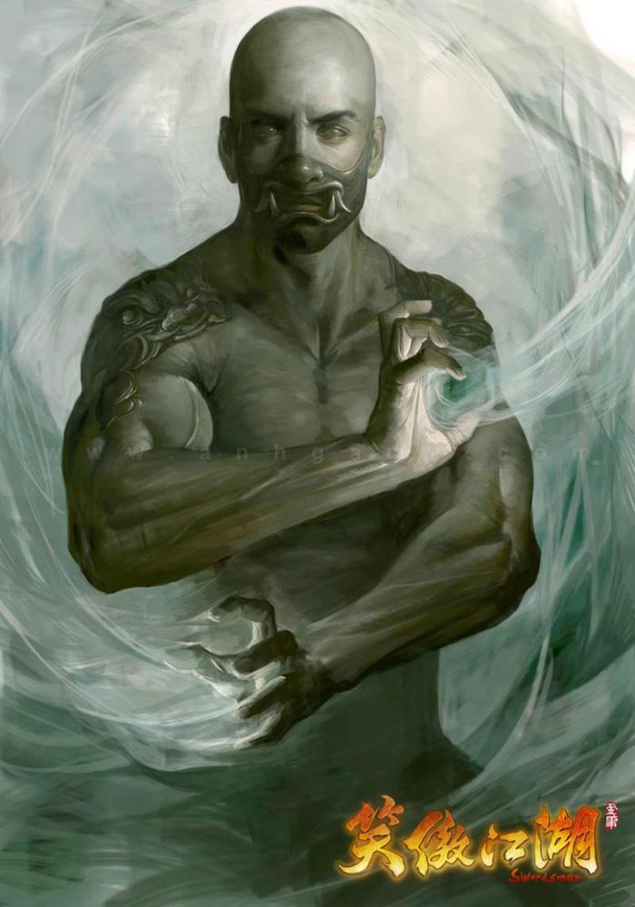 Hình nguyên họa ấn tượng của Tiếu Ngạo Giang Hồ - Ảnh 10