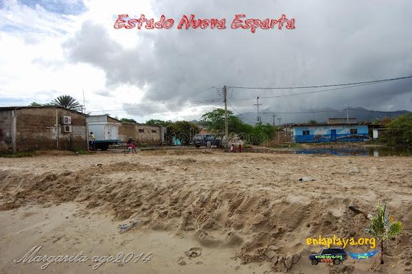Playa Boca de Pozo NE095, Estado Nueva Esparta Macanao