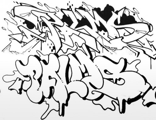 Graffiti Art Design 3d Graffiti Sketches Top Collection By Palms Design