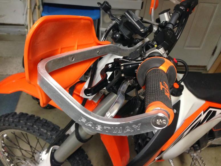 Rekluse Left Hand Rear Brake (LHRB) – Oct 2013 | Gardiner