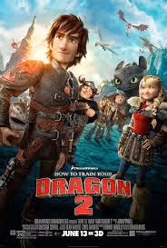 How to Train Your Dragon 2-2014