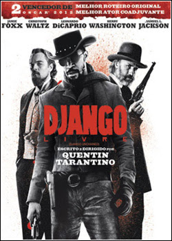 Download Django Livre – BDRip AVI Dual Áudio + RMVB Dublado