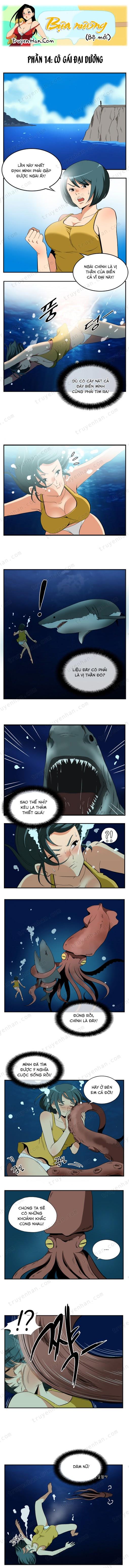 Bựa nương (bộ mới) phần 14: Cô gái đại dương