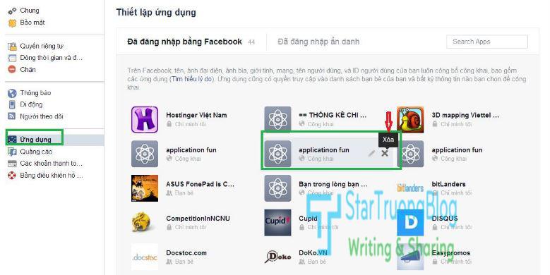 Cách giải quyết Facebook của bạn đi like linh tinh