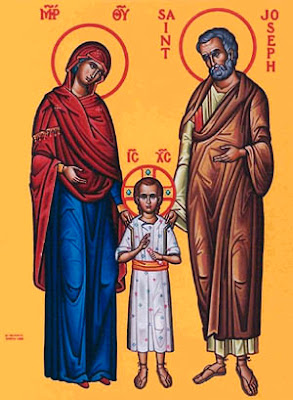 The Holy Family: Icon of the domestic Church