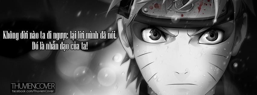 Bìa đẹp Naruto cho FB