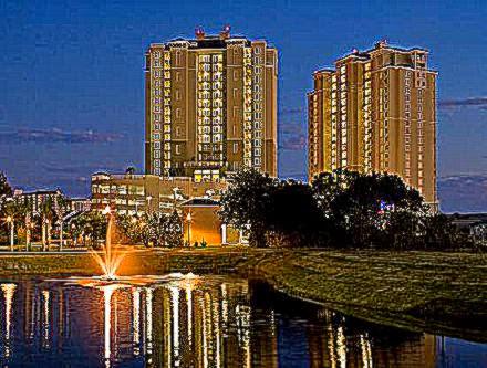 night shot grand panama