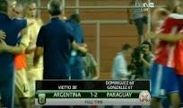 Goles Paraguay Argentina [2-1] sub20 RESULTADO 11 enero