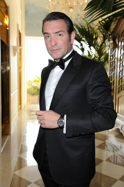 """The Artist"" & Jean Dujardin for Jaeger-LeCoultre"