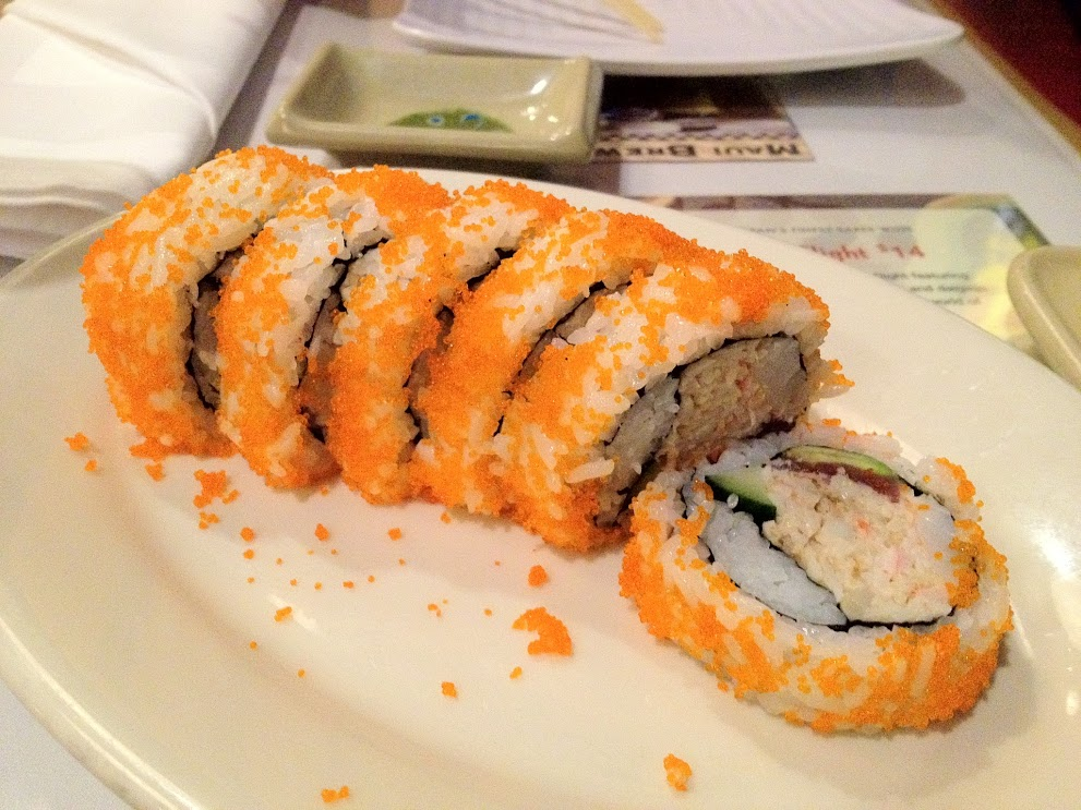 Takah Sushi from Sansei