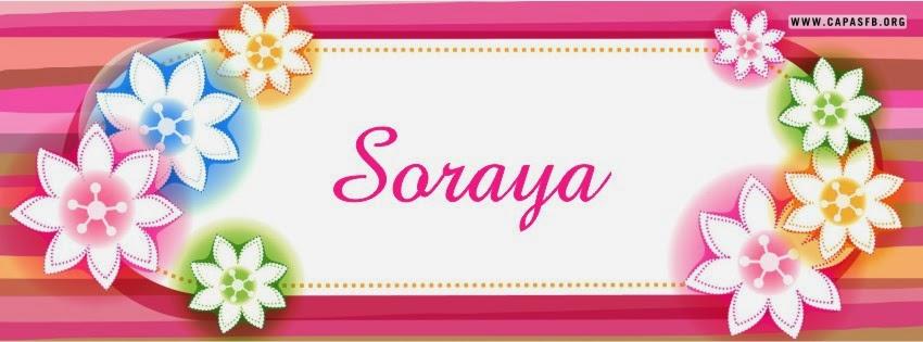 Capas para Facebook Soraya