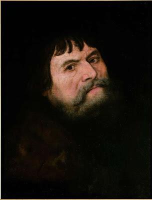 Lucas Cranach L'ancien   -   Autoportrait - 1531