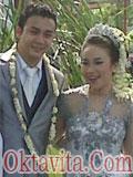 Pernikahan Dimaz Andrean dan Novita Tri Utami Dewi