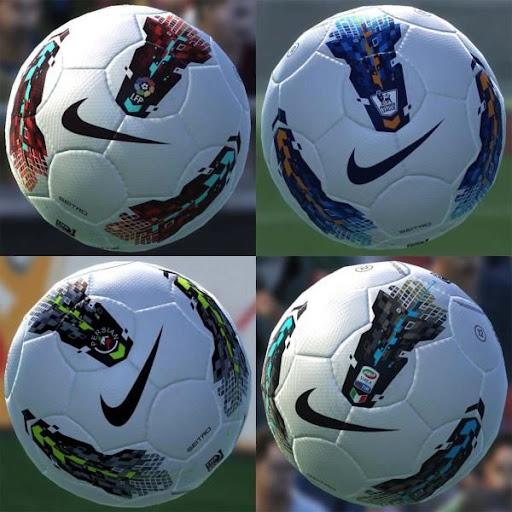 shz3lvjt PES 2011: Bola Nike Seitiro 2011/12