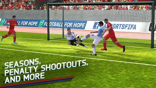 FIFA 14 by EA SPORTS v1.3.3 for iPhone/iPad