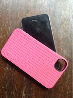 Pixelskin HD cover for iphone 4s by Speck Products