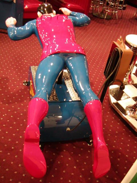 Mainan Kiddie Rides - Model Super Hero