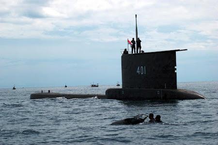 Kapal Selam KRI Nanggala (402). Prokimal Online Kotabumi Lampung Utara
