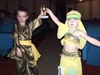 Восточные танцы