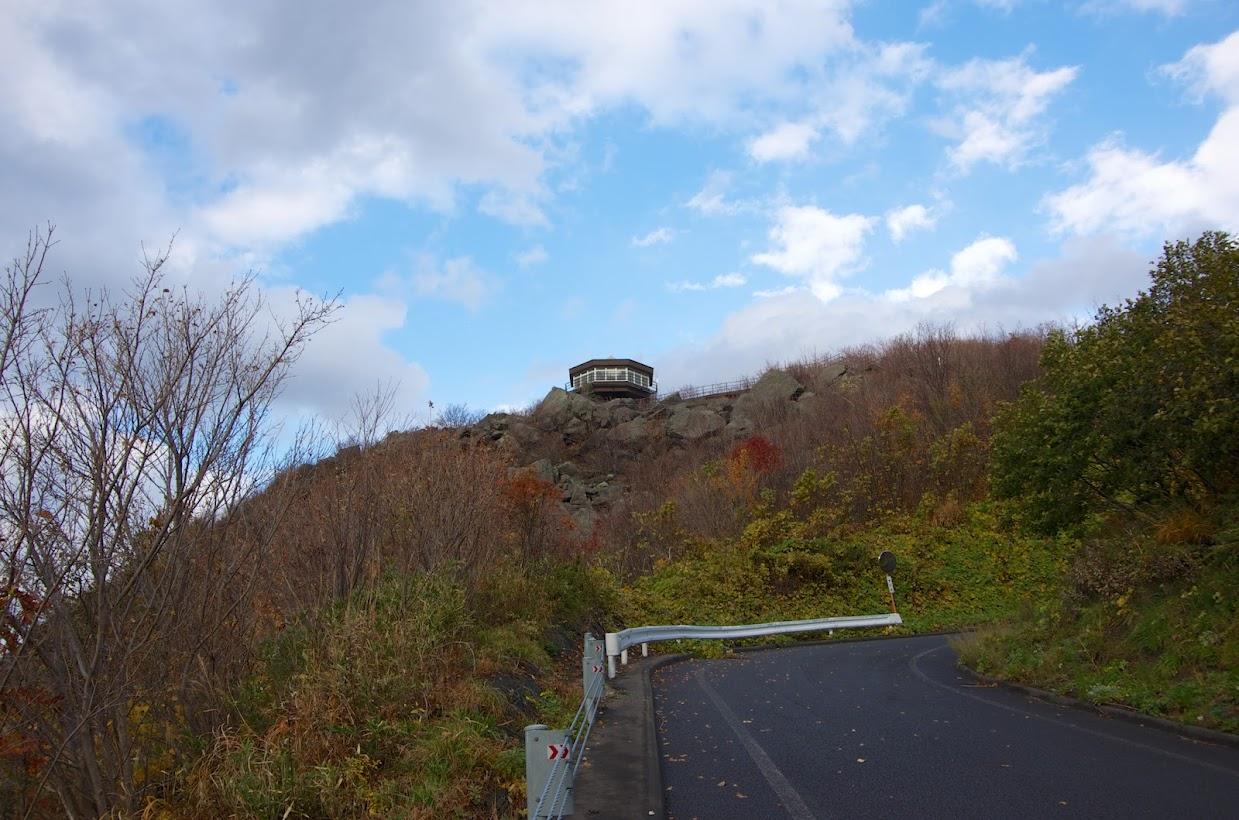 雄冬岬展望台