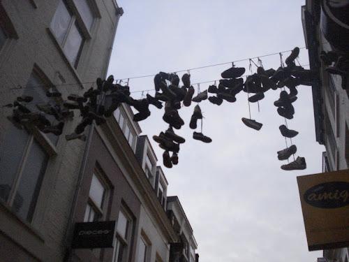 Utrecht Scarpe in Alto