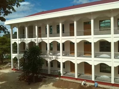 Yenangyaung Degree College