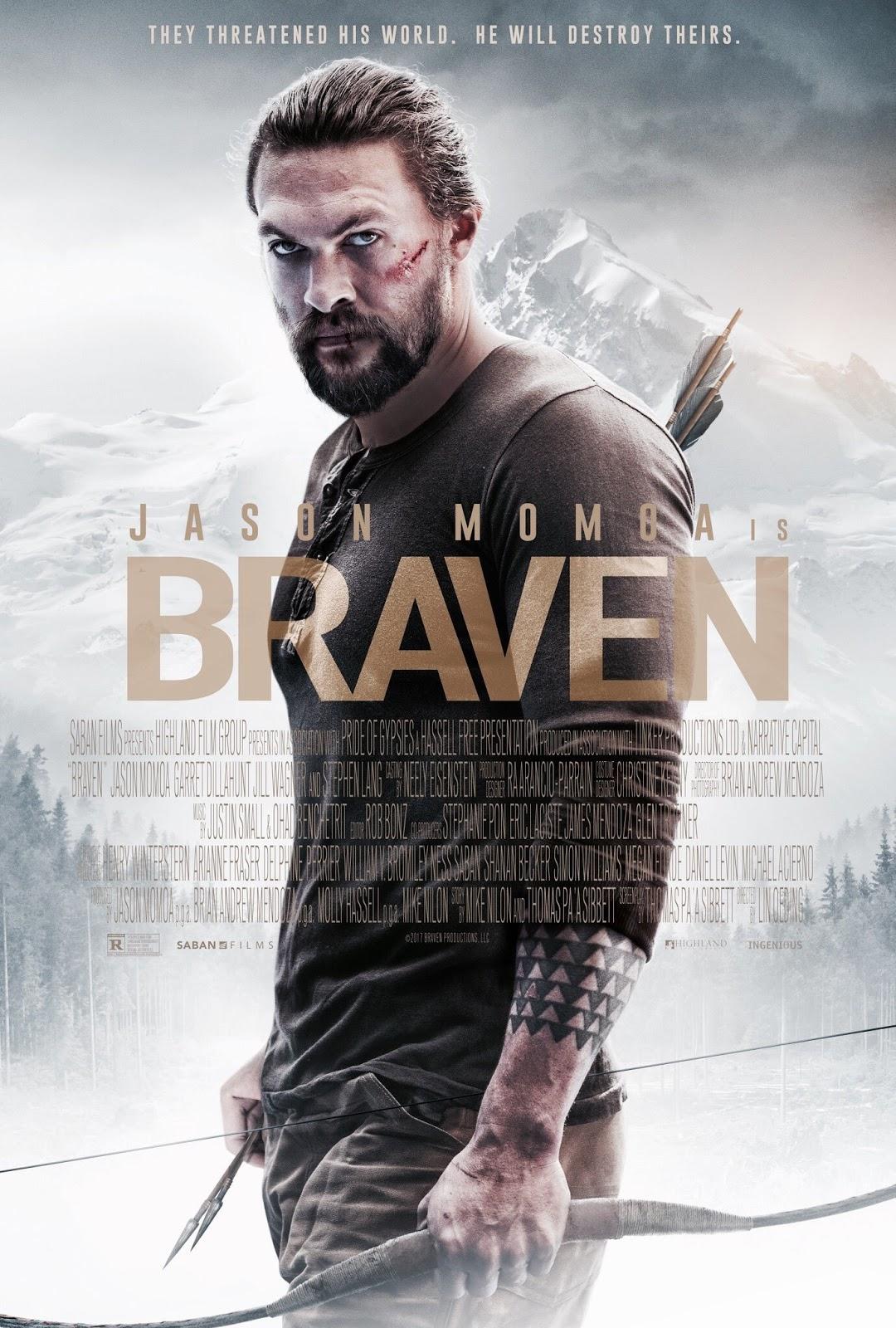 Phim Đối Mặt (Braven 2018)