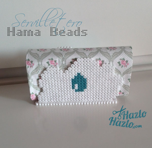 Servilletero Hama Beads