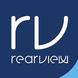 Rearview Advertising logo
