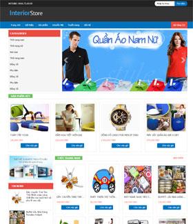 template blogspot shop ban hang cuc dep 040