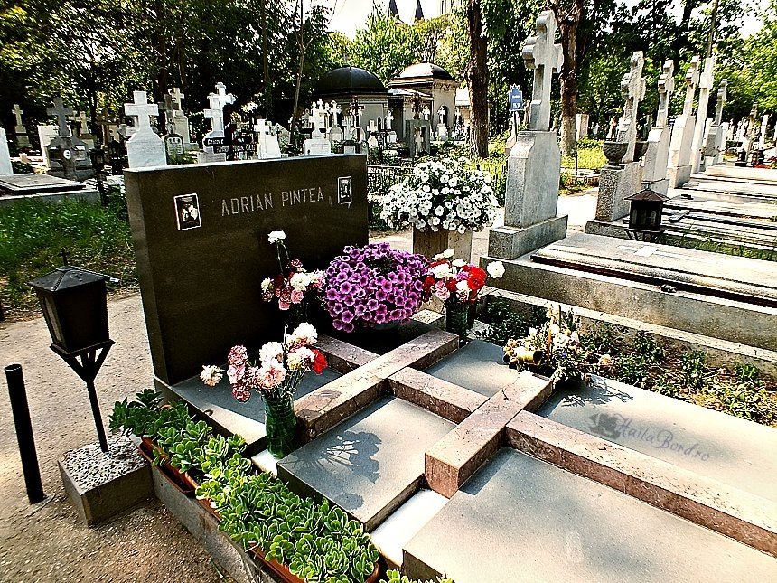 mormant adrian pintea cimitir bellu