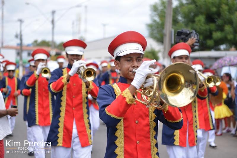 Resultado de imagem para desfile sete de setembro chapadinha 2016