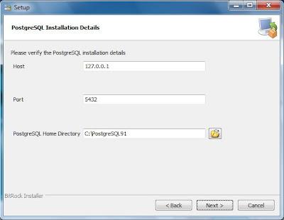 Instalar ApachePHP y phpPgAdmin usando Stack Builder de PostgreSQL