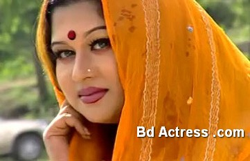 Bangladeshi Actress Moyouri Picture