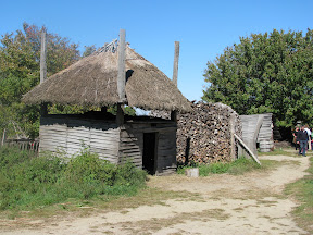 Visiting Plimoth Plantation in Massachusetts (2010)