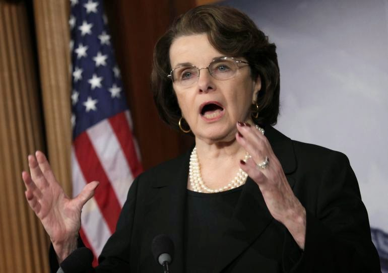 Feinstein says Netanyahu is arrogant